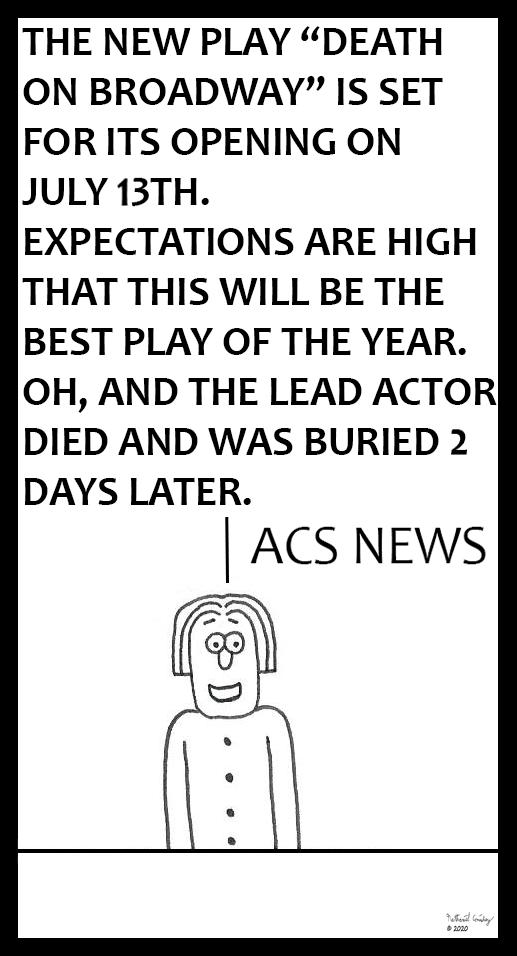 ACS News - Bury The Lead