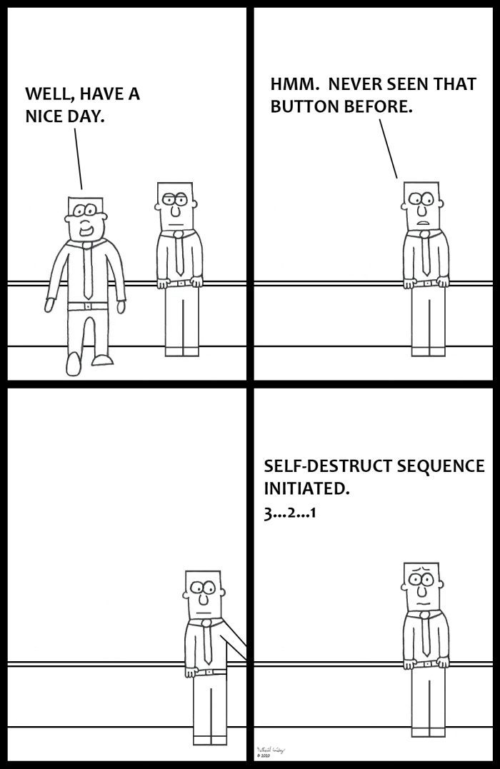Elevator - Self-Destruct