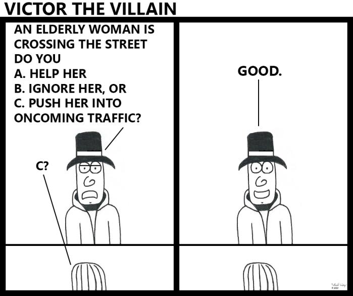 Victor - Minion Interview (part 3)