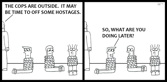 Hostage Date