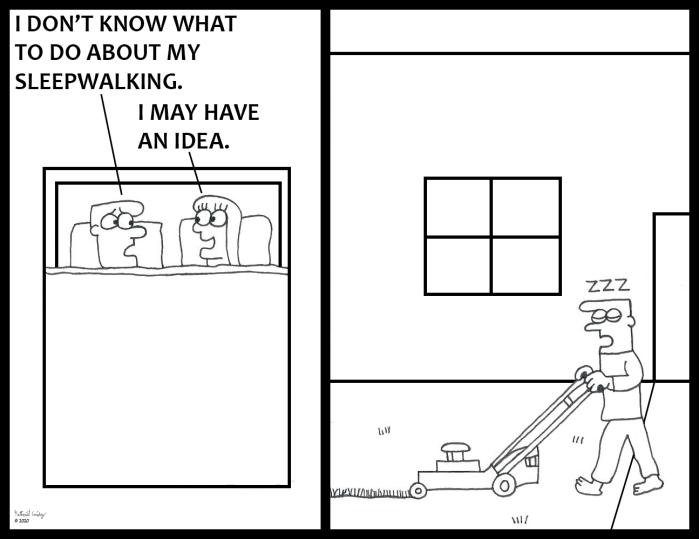Sleepwalk Solution